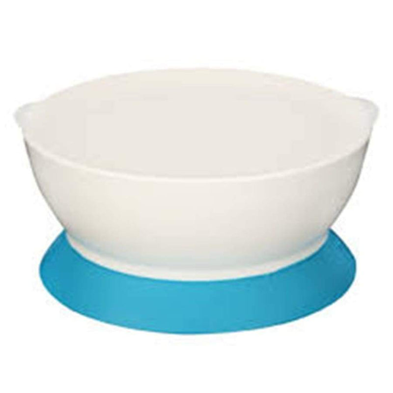 CaliBowl 12oz Non-Spill Toddler Suction Bowl Sky Blue | CaliBowl | Baby Feeding
