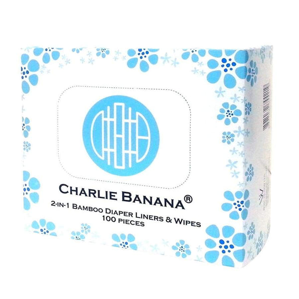 Charlie Banana Flushable Liners | Charlie Banana | Cloth Diaper Accessory