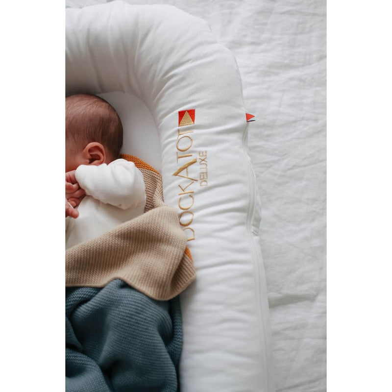 DockATot Deluxe+ Dock - Love Links (0-8m) | DockATot | Baby Sleep