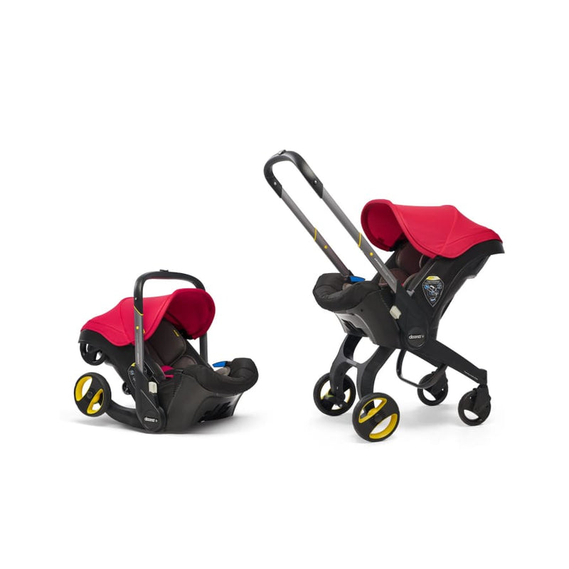 Doona+ Infant Car Seat - Red | Doona | Car Seats
