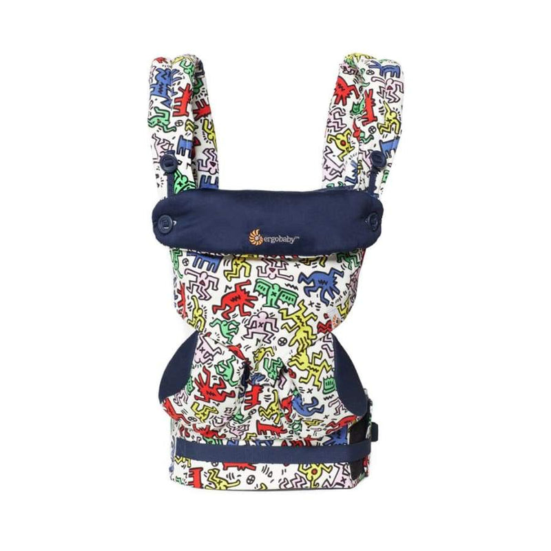 Ergobaby All Position 360 Baby Carrier Keith Haring Pop (Limited Edition) | Ergobaby | Baby Carrier