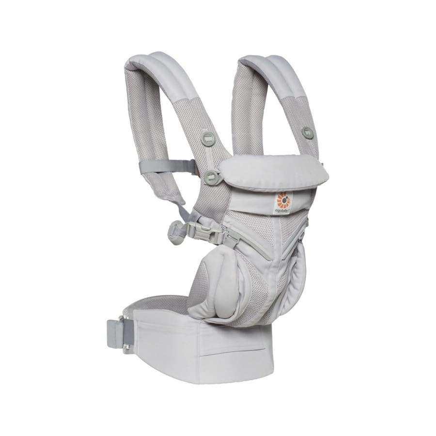 2eaea905e75 ... Ergobaby Carrier Omni 360 Cool Air Mesh Pearl Grey