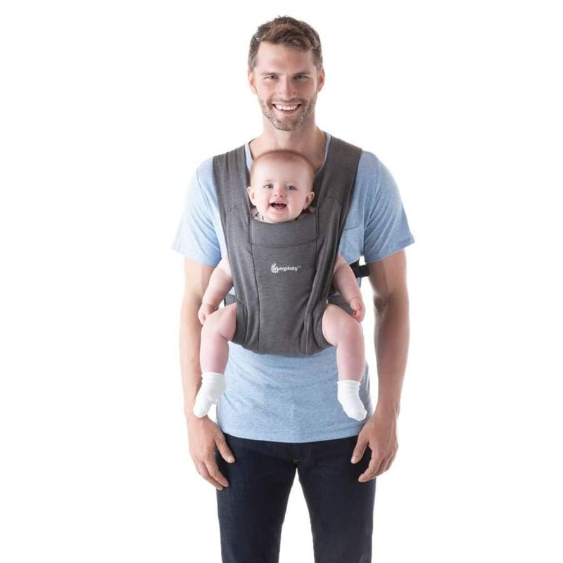 Ergobaby Embrace Carrier Heather Grey - NEW! | Ergobaby | Baby Carrier