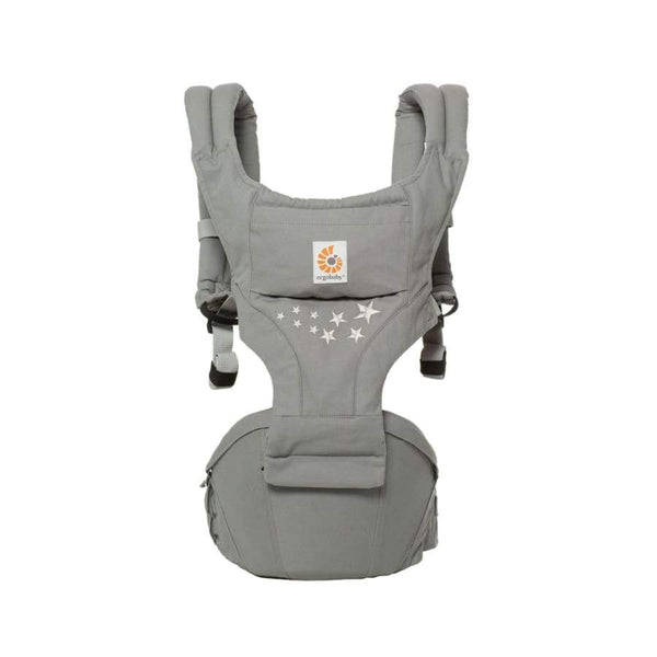 Ergobaby Hipseat 6 Position Carrier Galaxy Grey | Ergobaby | Baby Carrier