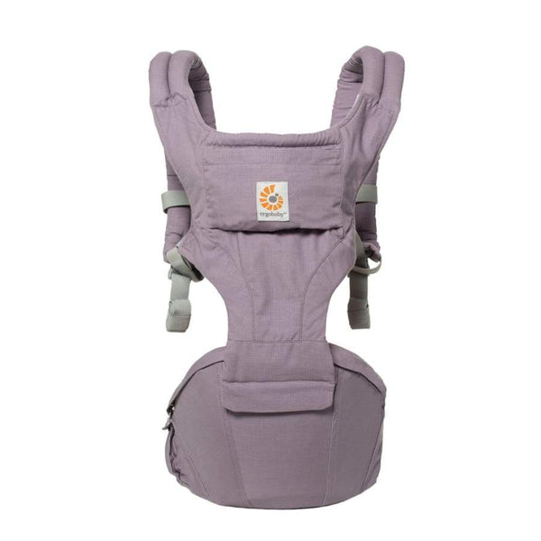 Ergobaby Hipseat 6 Position Carrier Mauve | Ergobaby | Baby Carrier