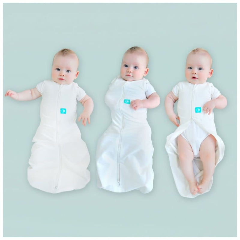 ErgoCocoon Swaddle To Sleep Bag (0.2 Tog) - Quill | ErgoPouch | Sleeping Bags