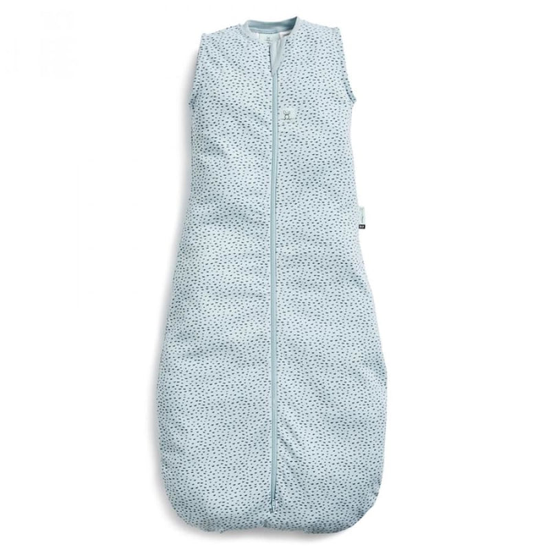 ergoPouch Organic Cotton Jersey Sleep Bag (0.2 Tog) - Pebble | ErgoPouch | Sleeping Bags