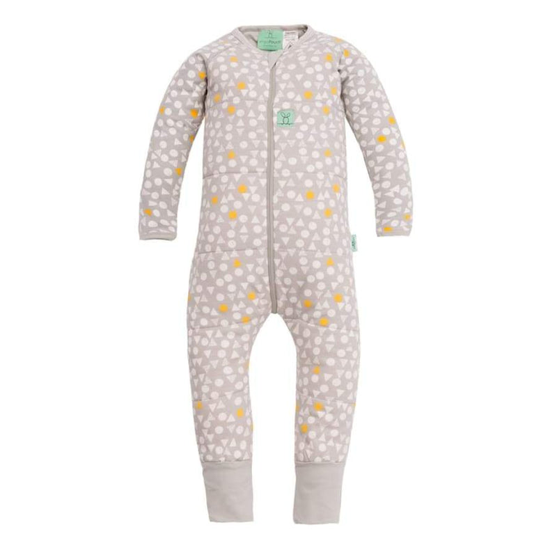 ergoPouch Winter Sleep Suit (2.5 Tog) - Triangle Pops | ErgoPouch | Baby Sleep