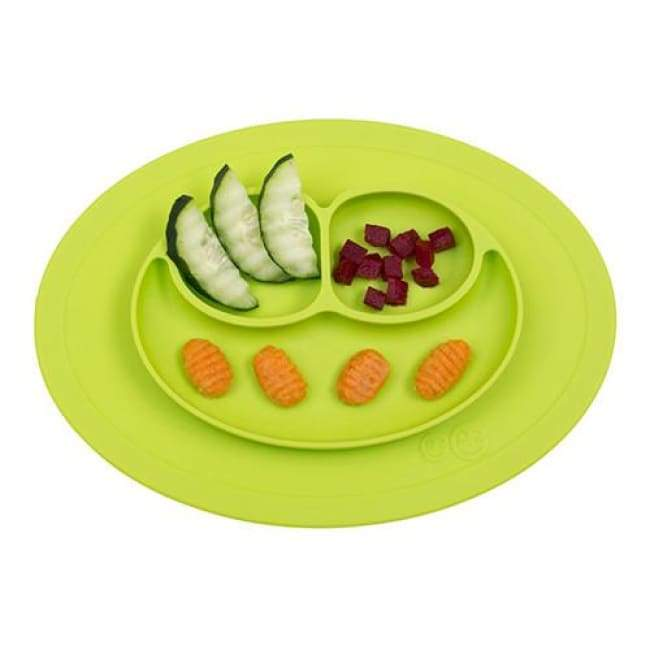 EZPZ Mini Mat Lime Green | EZPZ Fun | Baby Feeding