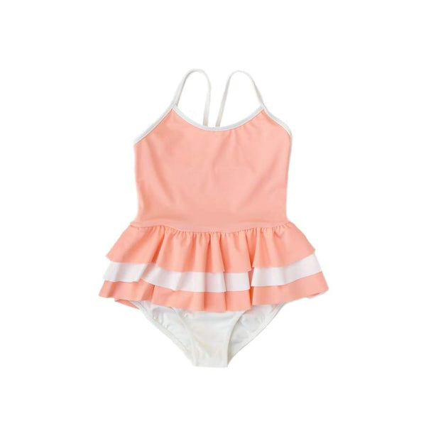 Folpetto Amelia One Piece Peach Pink | Folpetto | Swim