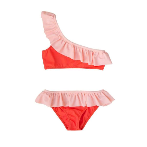 Folpetto Maia Bikini Mandarin Red | Folpetto | Swim