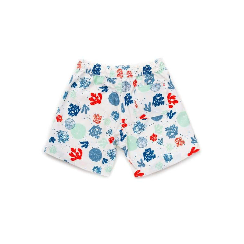 Folpetto Tommaso Swim Short Coral | Folpetto | Swim