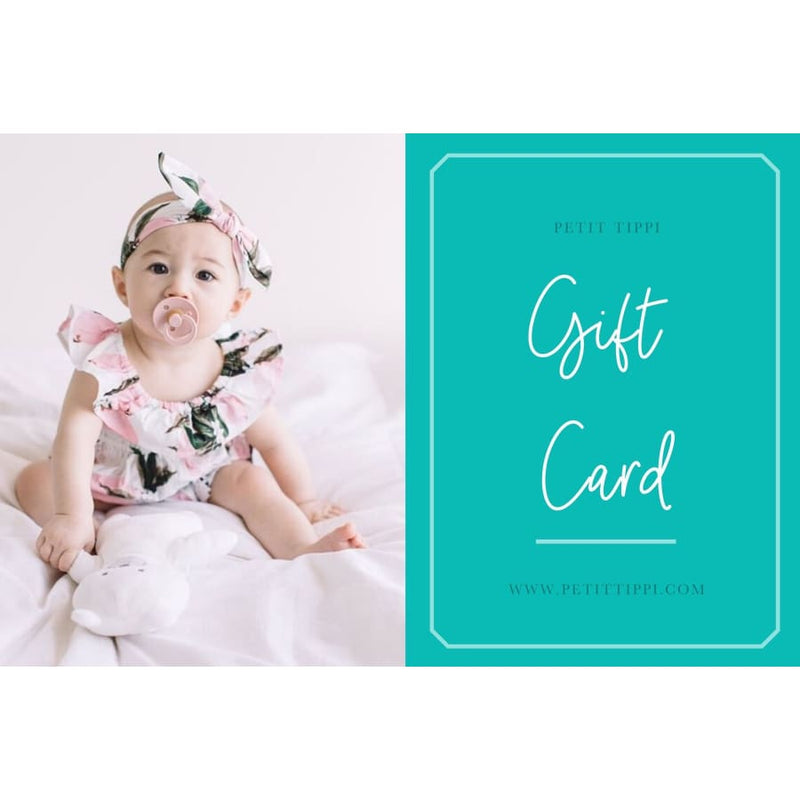 Gift Card | Petit Tippi | Gift Card