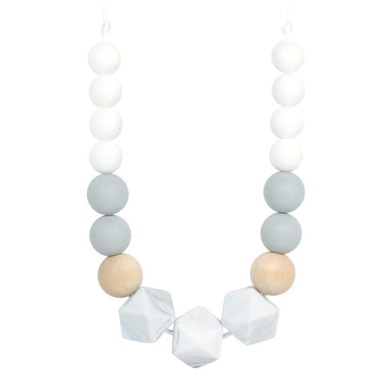 Glitter & Spice Adult Silicone Teething Necklace - Wren | Glitter & Spice | For Mama