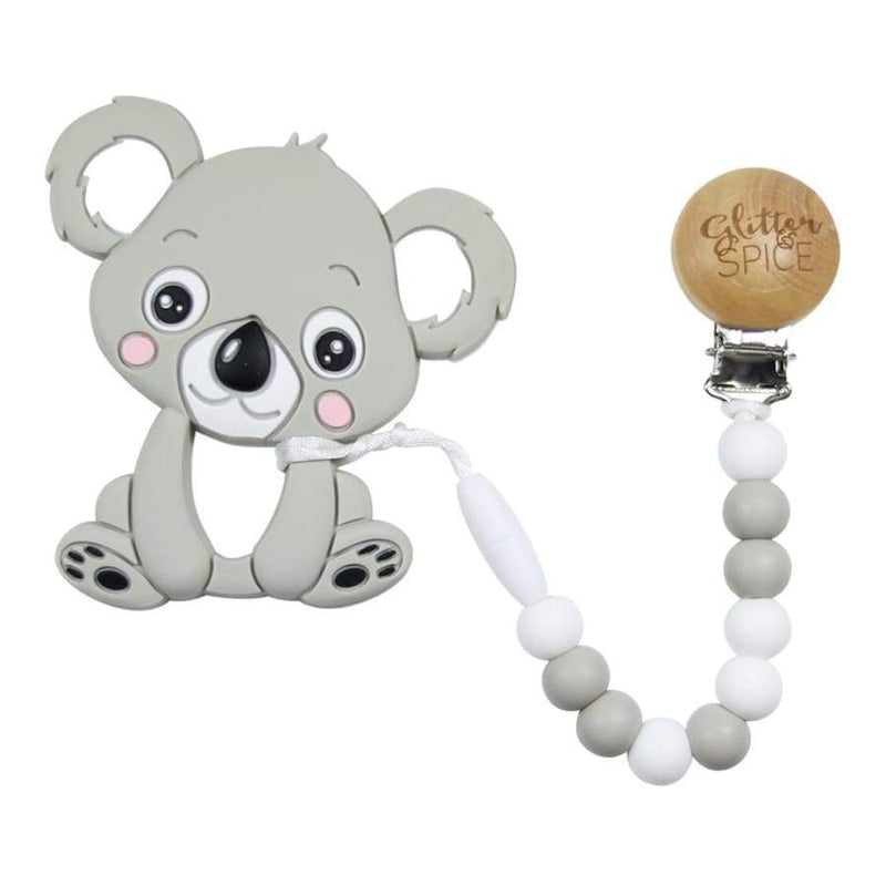 Glitter & Spice Koala Teether | Glitter & Spice | Baby Essentials