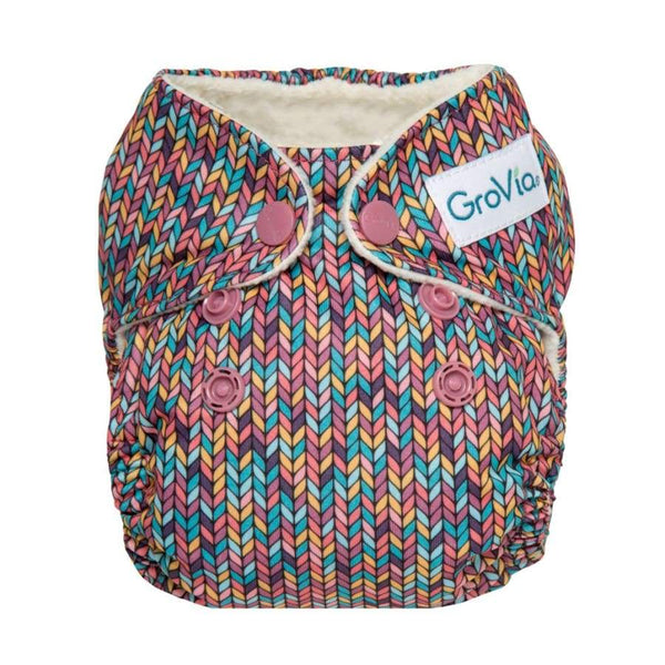 GroVia AIO Newborn Fable | Grovia | Cloth Diaper