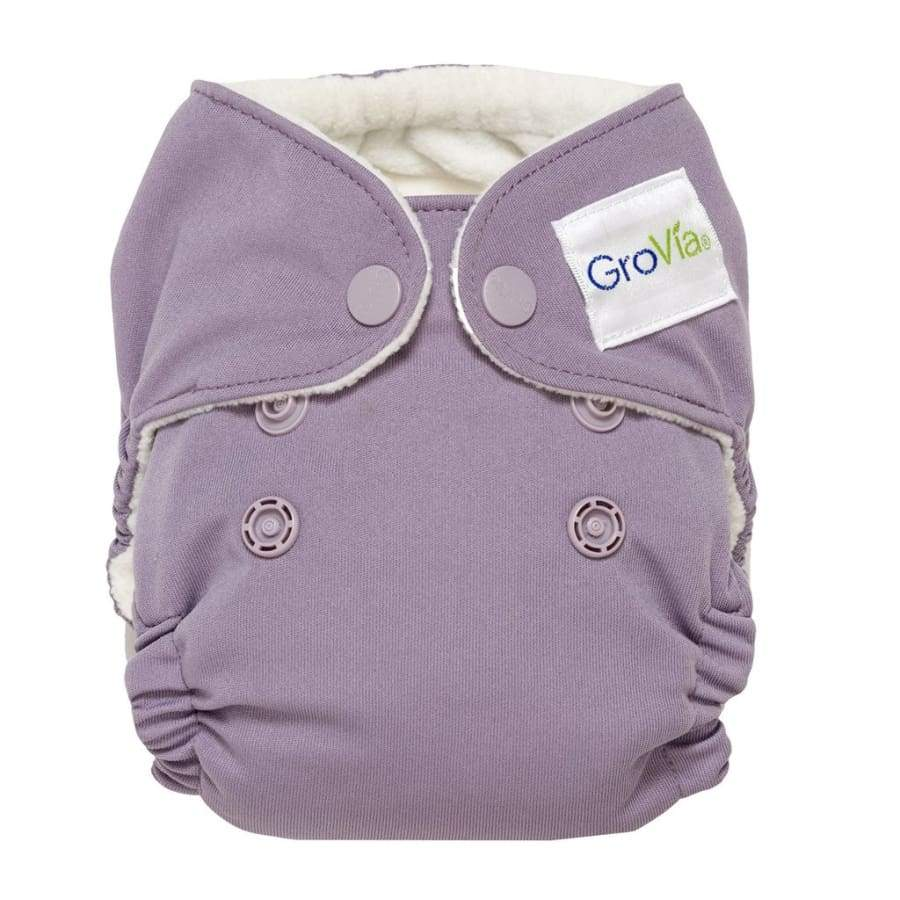 GroVia AIO Newborn Haze | Grovia | Cloth Diaper
