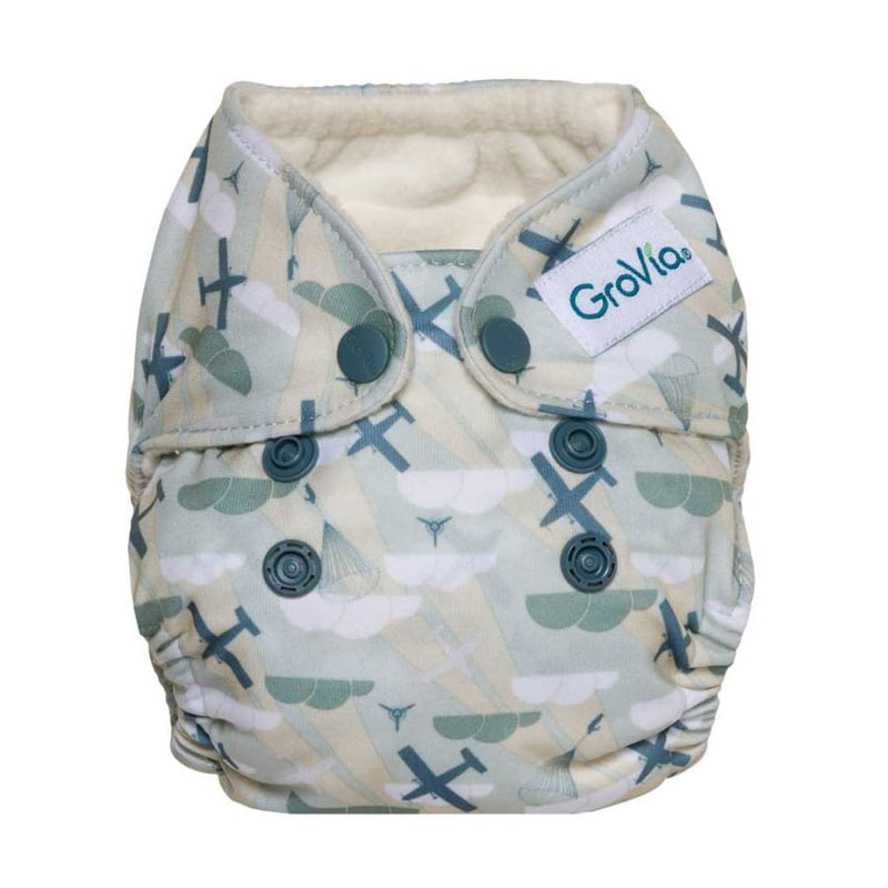 GroVia AIO Newborn Maverick | Grovia | Cloth Diaper
