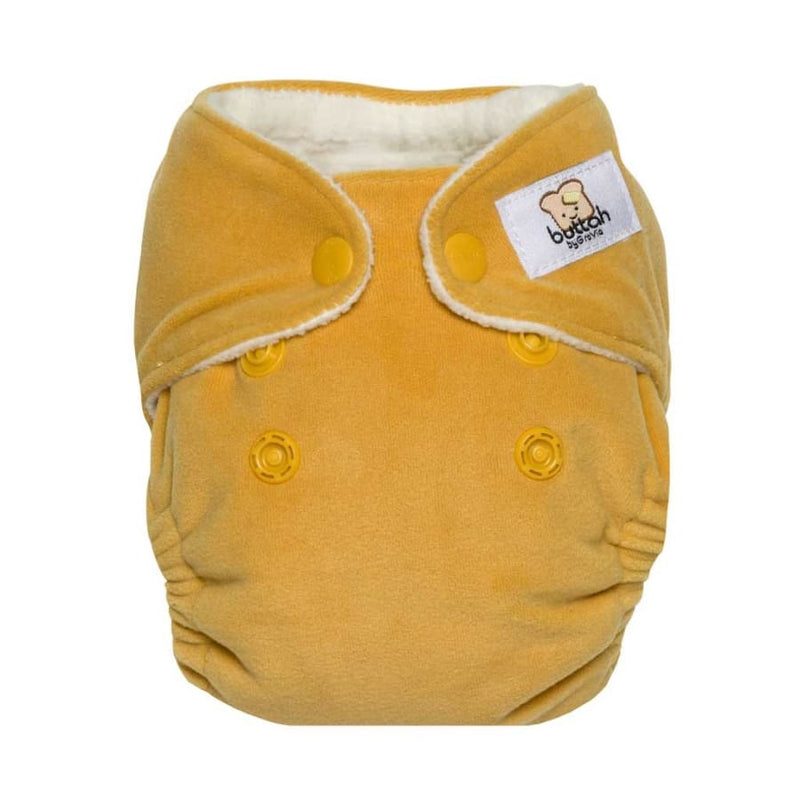 GroVia Buttah Newborn AIO Cloth Diaper - Yarrow | Grovia | Cloth Diaper