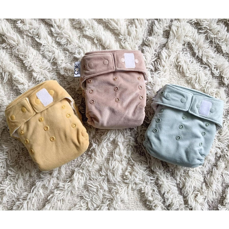 GroVia Buttah O.N.E. Cloth Diaper - Clay | Grovia | Cloth Diaper