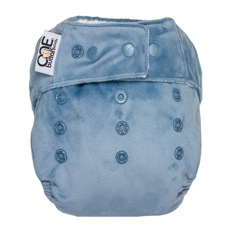 GroVia Buttah O.N.E. Cloth Diaper - Lake
