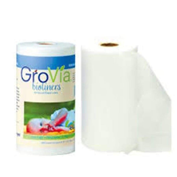 GroVia Flushable BioLiners | Grovia | Cloth Diaper Accessory