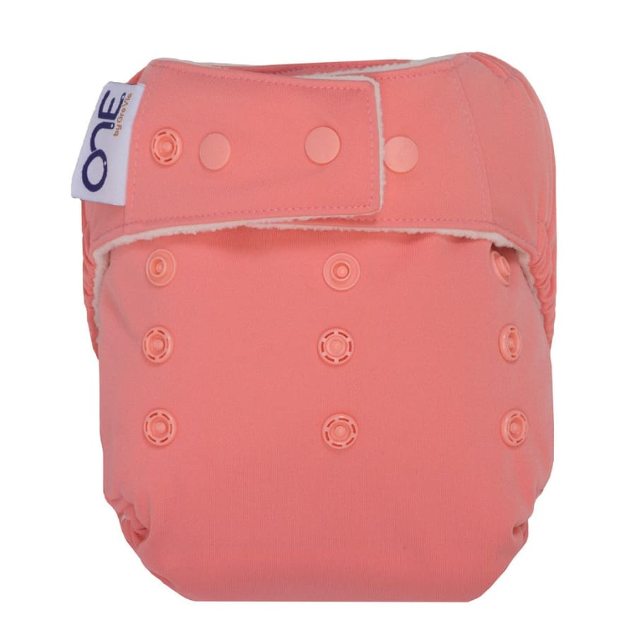 GroVia O.N.E. Cloth Diaper Rose | Grovia | Cloth Diaper