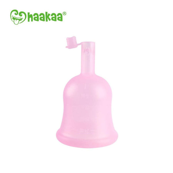 Haakaa Silicone Menstrual Valve Flow Cup - Large | Haakaa | For Mama