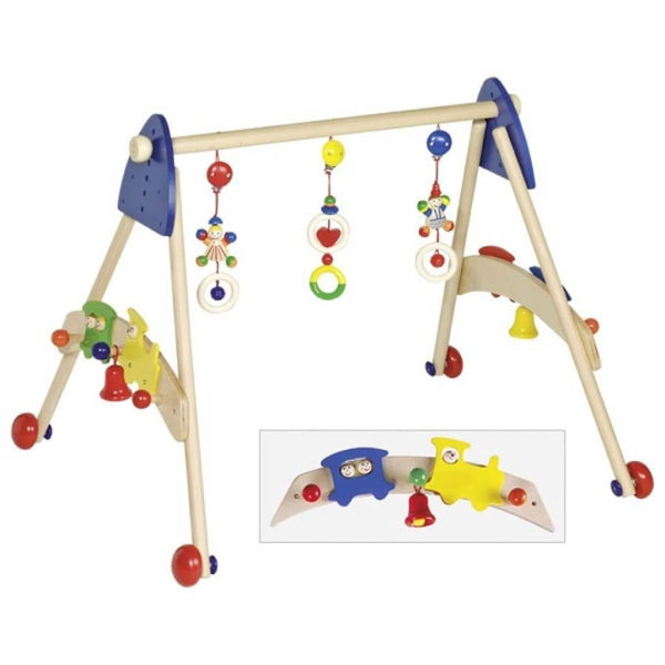 Heimess Wooden Baby Gym and Walking Train | Heimess | Toys