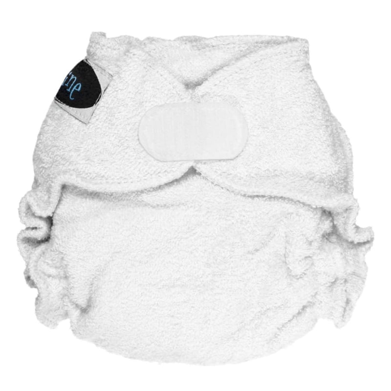 Imagine 2.0 Newborn Bamboo Fitted Diaper H&L - Snow | Imagine | Cloth Diaper