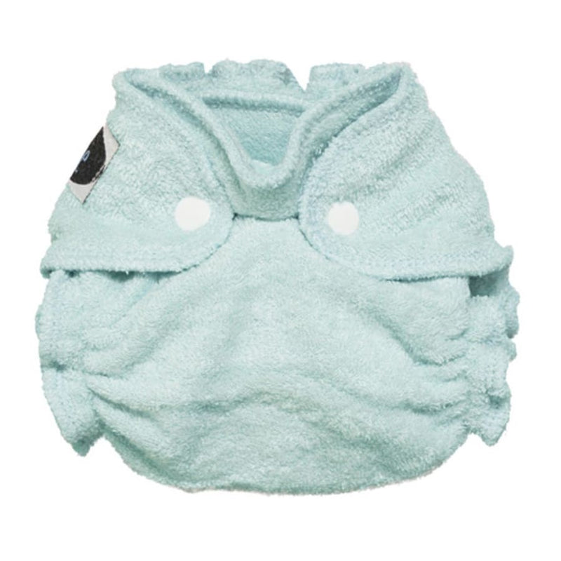 Imagine 2.0 Newborn Bamboo Fitted Diaper Snap - Indigo | Imagine | Cloth Diaper