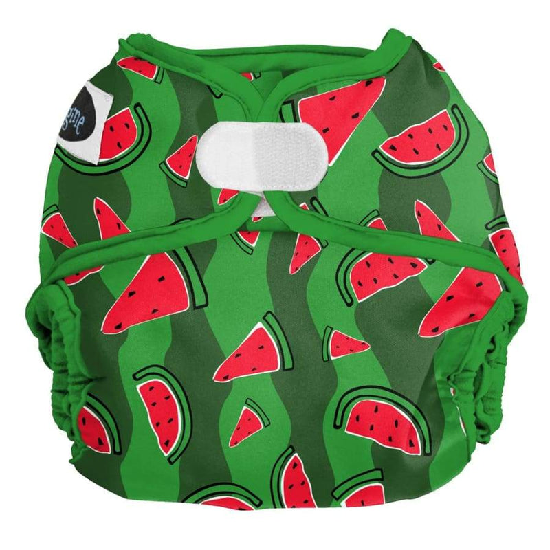 Imagine One Size Diaper Cover H&L - Watermelon Patch | Imagine | Cloth Diaper