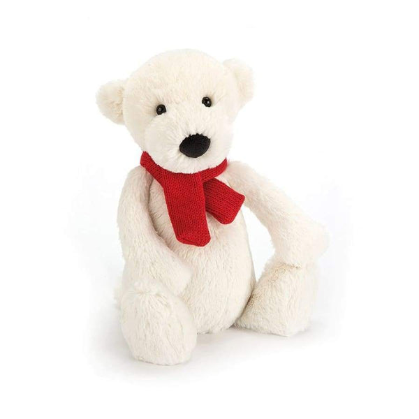 JellyCat Bashful Polar Bear Medium | JellyCat | Toys