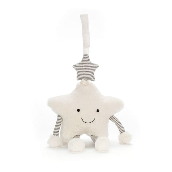 JellyCat Musical Star Pull - Little Star | JellyCat | Toys