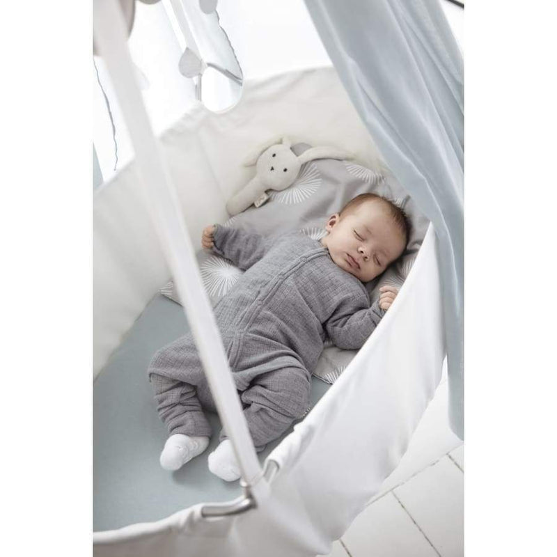 Leander Hanging Cradle Fitted sheets (2 pieces) | Leander | Nursery