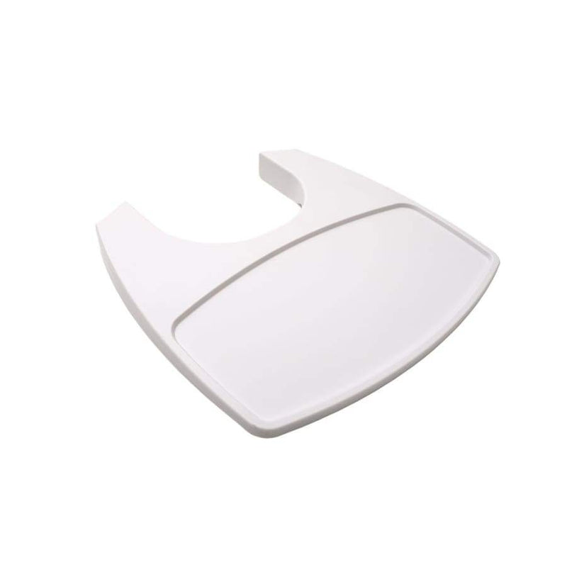 Leander High Chair Tray - White | Leander | Nursery