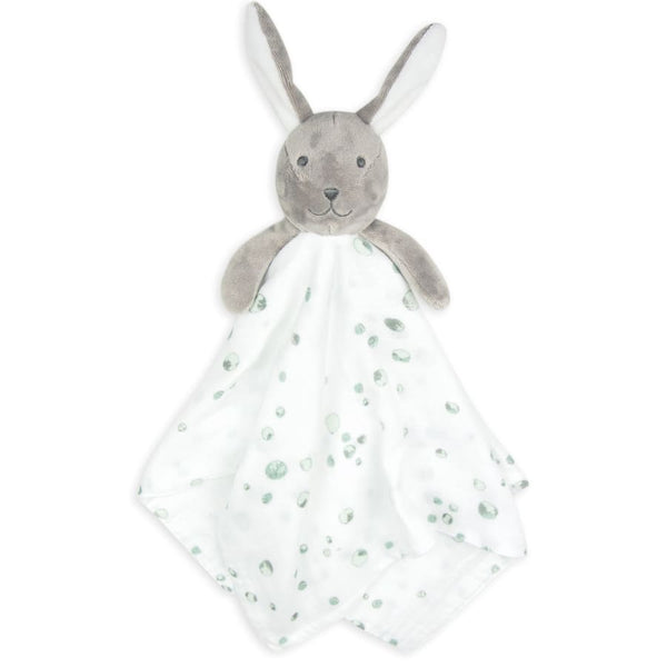 Little Bamboo Lovie Comforter - Blair the Bunny | Little Linen Company | Baby Sleep