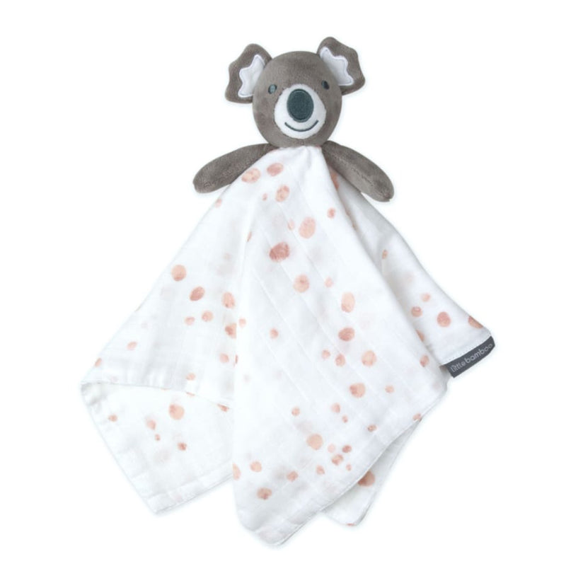 Little Bamboo Lovie Comforter - Kate the Koala | Little Linen Company | Baby Sleep