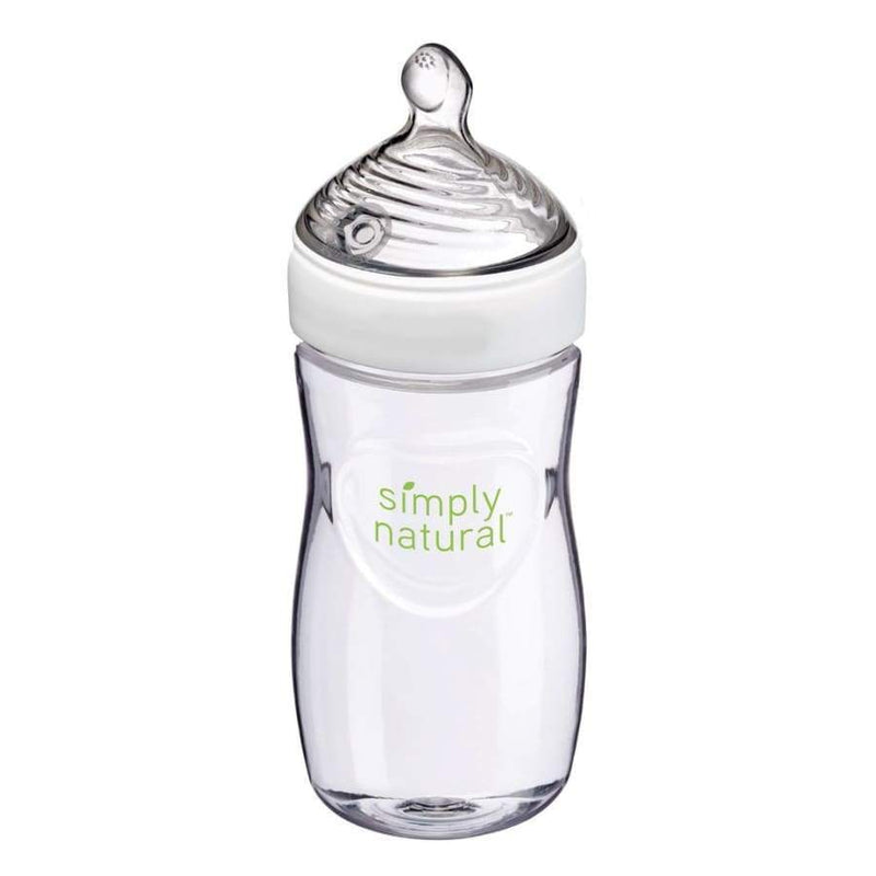 Nuk Simply Natural Bottle 9oz | Nuk | Baby Feeding