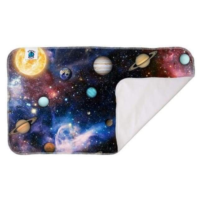 Planet Wise Changing Pad - Far Far Away | Planet Wise | Cloth Diaper Accessory