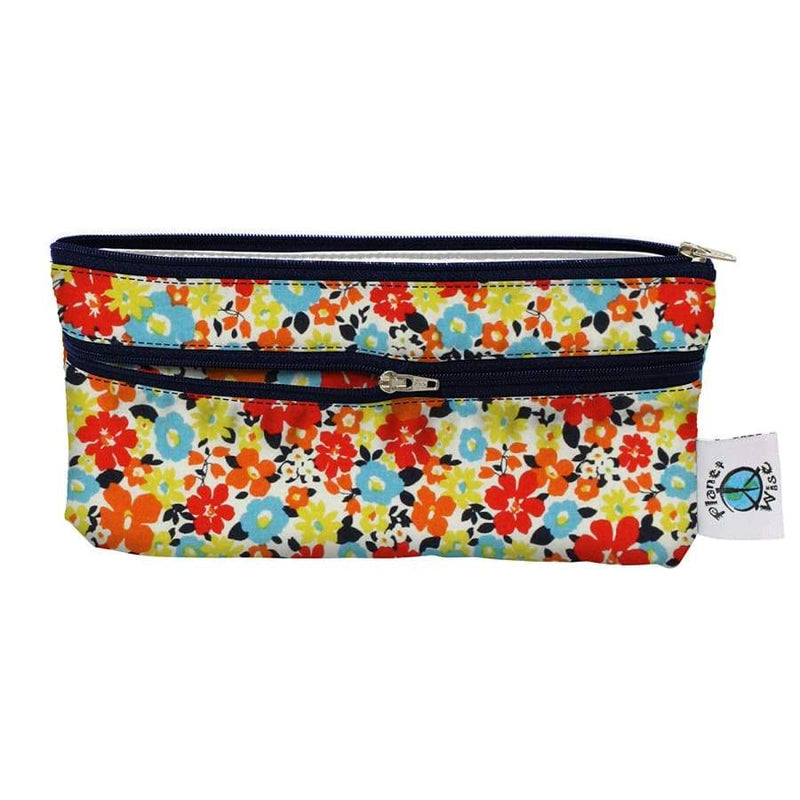 Planet Wise Travel Wet/Dry Bag - Fancy Pants | Planet Wise | Cloth Diaper Accessory