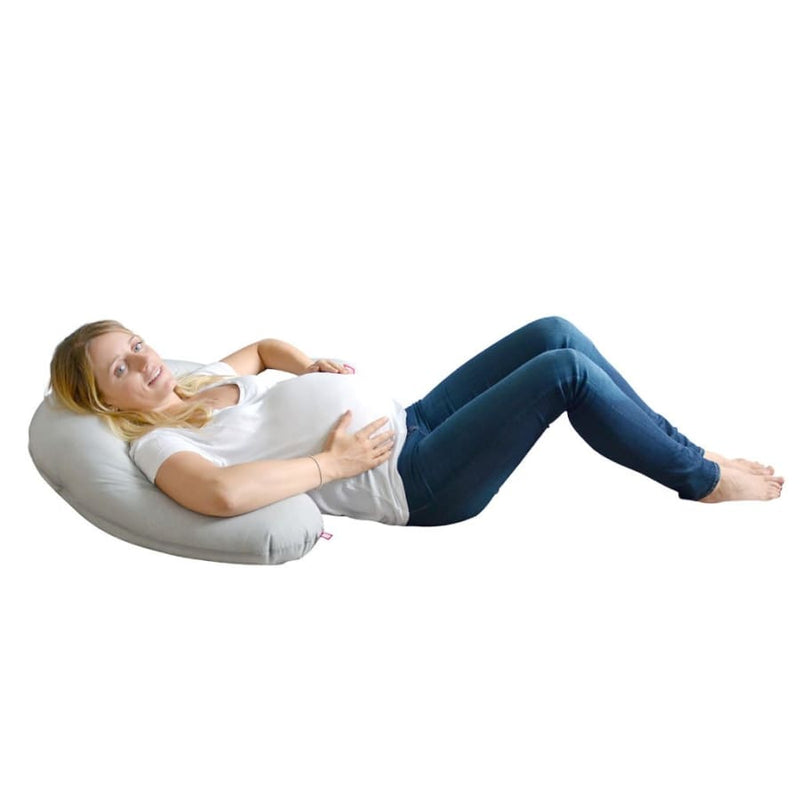 Red Castle Big Flopsy Maternity and Nursing Pillow - White | Red Castle | Nursery