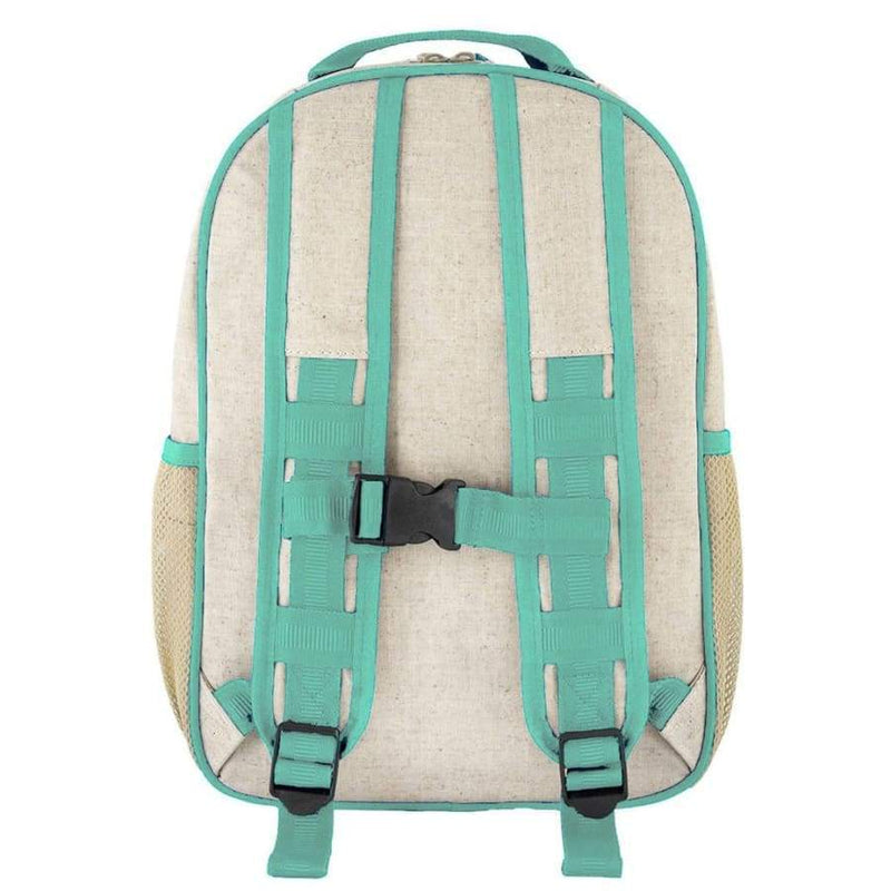 SoYoung Grade School Backpack - Olive Fox | SoYoung | Lunch Box