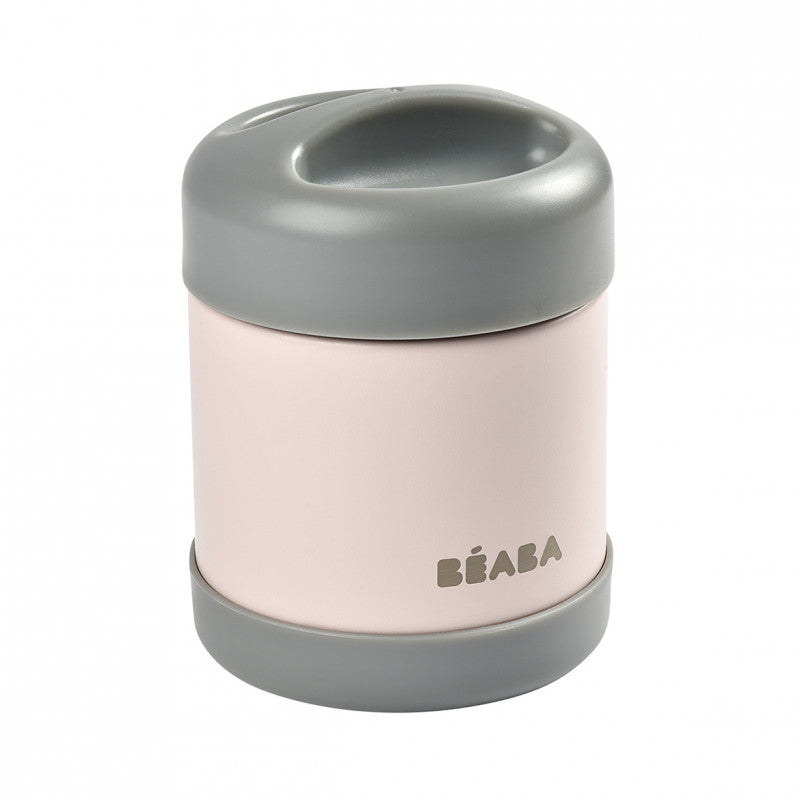 Beaba Thermo Portion 300 ml - Dark mist/Light pink
