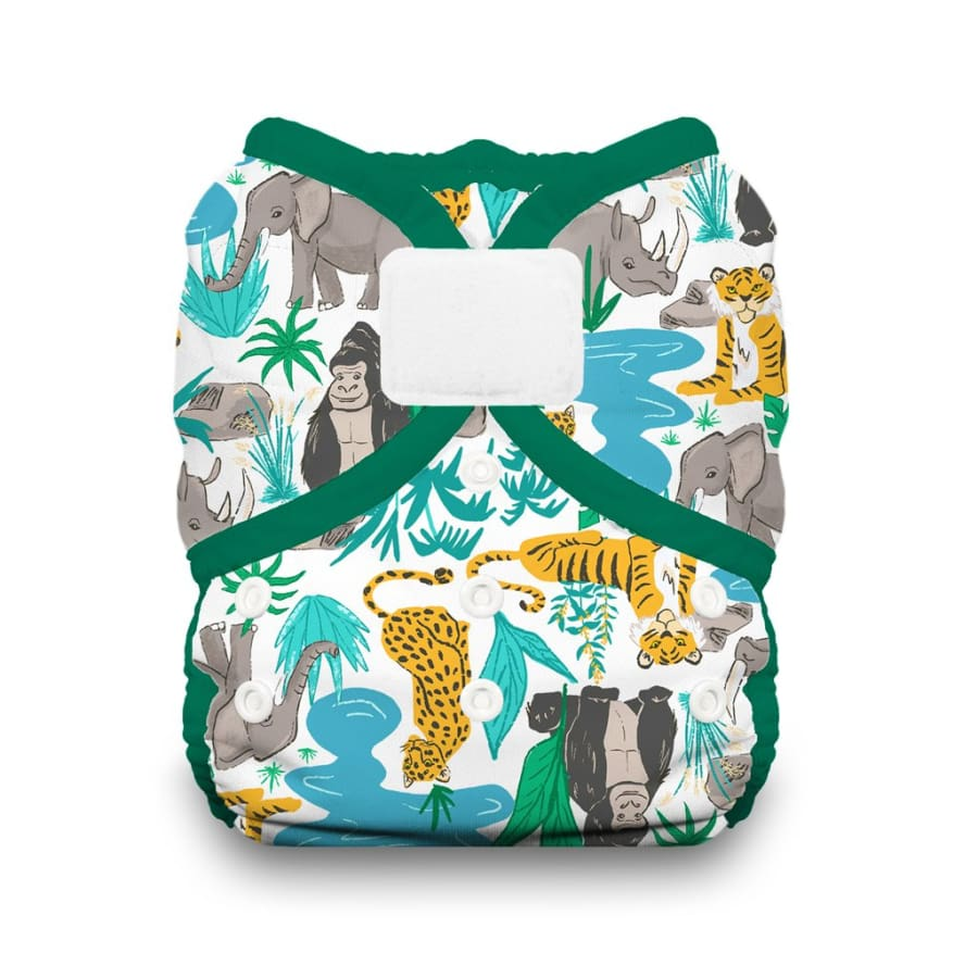 Thirsties Cloth Diaper Duo Wrap H&L - Endangered | Thirsties | Cloth Diaper