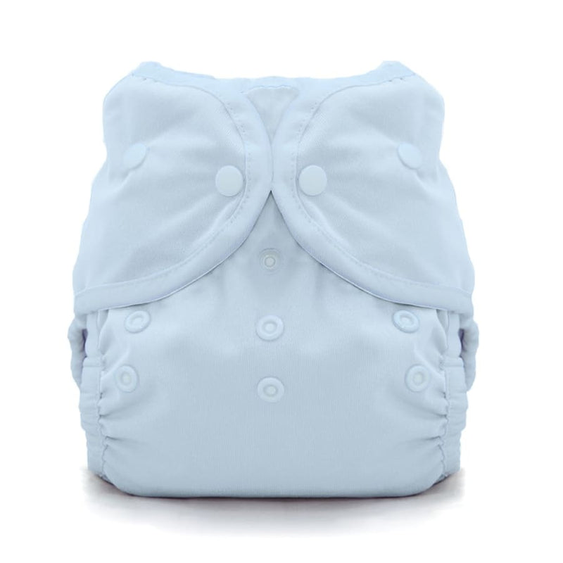 Thirsties Cloth Diaper Duo Wrap Snap - Ice Blue | Thirsties | Cloth Diaper