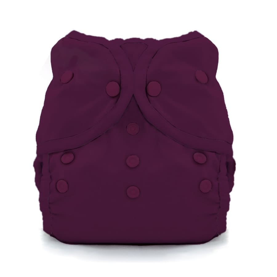 Thirsties Cloth Diaper Duo Wrap Snap - Sugar Plum | Thirsties | Cloth Diaper
