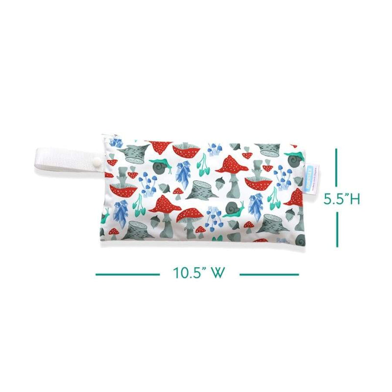Thirsties Clutch Bag - Forest Frolic | Thirsties | Cloth Diaper Accessory