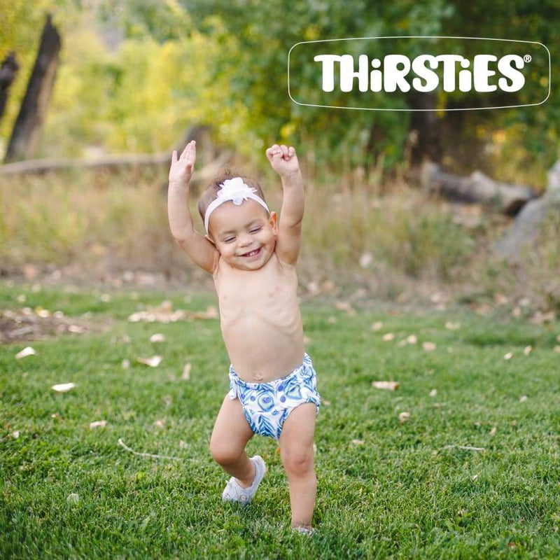 Thirsties Duo Wrap H&L - Plume | Thirsties | Cloth Diaper