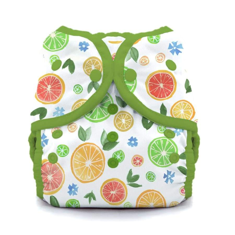 Thirsties Duo Wrap Snap - Main Squeeze | Thirsties | Cloth Diaper